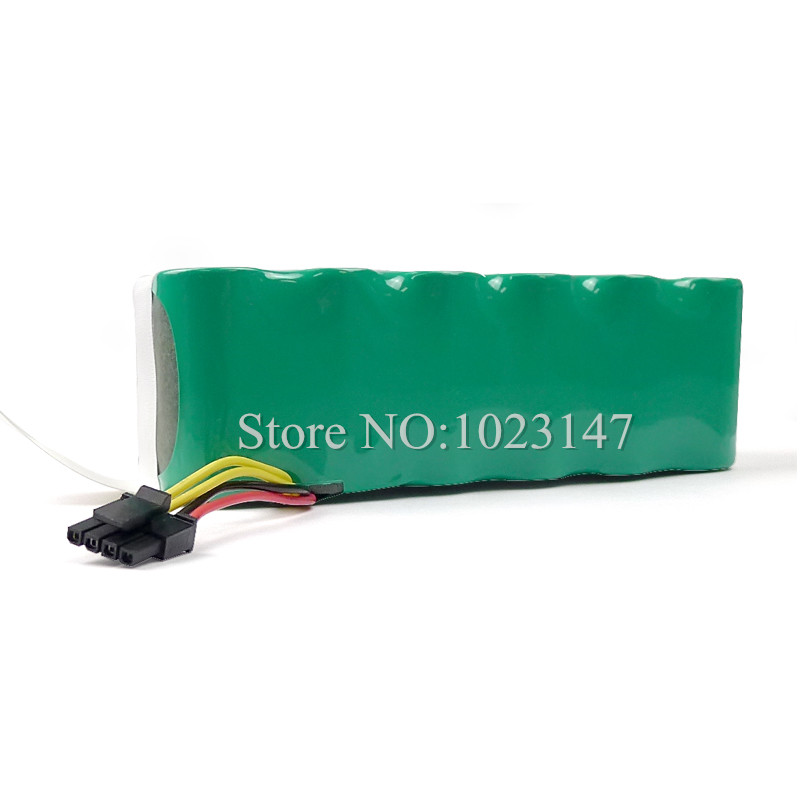 3500mAH 14.4 V Battery Pack replacement for Haier T322 t321 T320 T325 robotic Vacuum Cleaner Parts Accessory