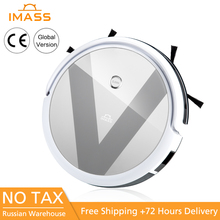 IMass A3-V Robot Vacuum Cleaner Sweep & Wet Mop Navigation Various Cleaning modes For Hair and Hard Floor Powerful Suction melanie mcgrath hard soft and wet