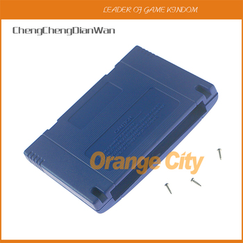 30sets/lot Game Cartridge Replacement Plastic card Shell Housing case For SNES game Console (JP Version ) ChengChengDianWan