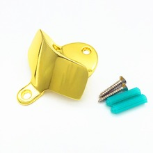 Shining Golden Wall Mount Bottle Opener,Rust Resistance,Crown Stationary Cast Zinc Alloy,Free Shipping,1pc,Football Beer Opener