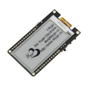 Image 5 - Ttgo t5 v2.3 wifi módulo sem fio bluetooth esp32 placa de desenvolvimento da tela tinta
