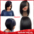 2016 New Synthetic lace front wigs short bob wigs good quality high density cheap wigs heat resistant for black /white women