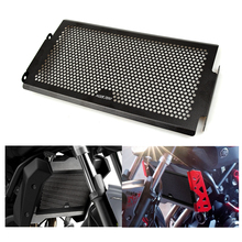 Motorcycle Accessories Protector  Radiator Grille Guard Cover Pecfectly fit for Yamaha XSR700 XSR 700 2014 2015 2016 2017 for yamaha xsr 700 xsr700 2016 motorcycle frame slider engine stator case guard cover protector page 5