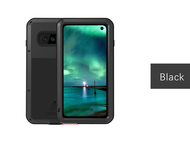 Armor 360 Full Protect Case For Samsung Galaxy S10 Plus S10 E S8 S9 Plus 5G Note9 Cover Phone Case Shockproof Cases Coque Funda