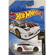 New Arrivals 2018 8J 1:64 White 96 nissan 180sx type x Car Models Collection Kids Toys Vehicle For Children hot cars(China)