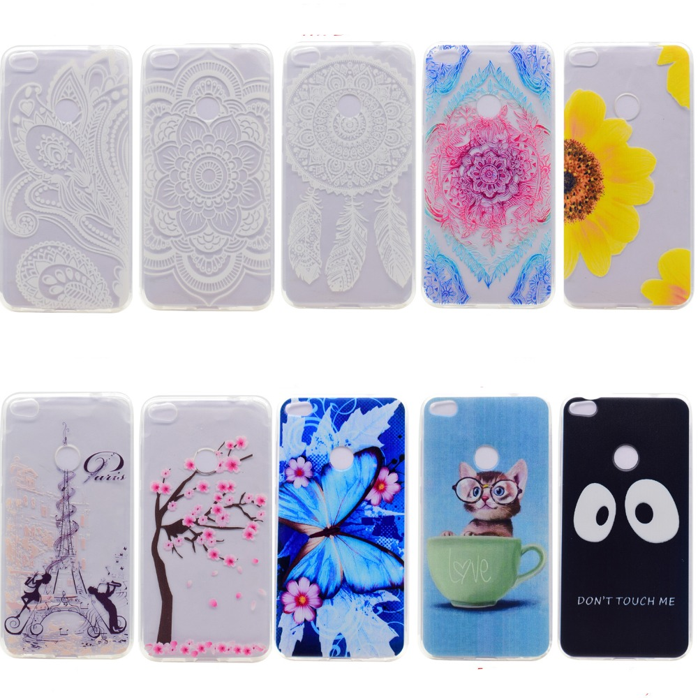 Soft TPU Protector <font><b>Case</b></font> For Coque Huawei <font><b>P9</b></font> <font><b>Case</b></font> Silicon 5.2 Inch Back Cover For Fundas Huawei P8 <font><b>lite</b></font> <font><b>2017</b></font>/<font><b>P9</b></font> <font><b>Lite</b></font> <font><b>Phone</b></font> Cover