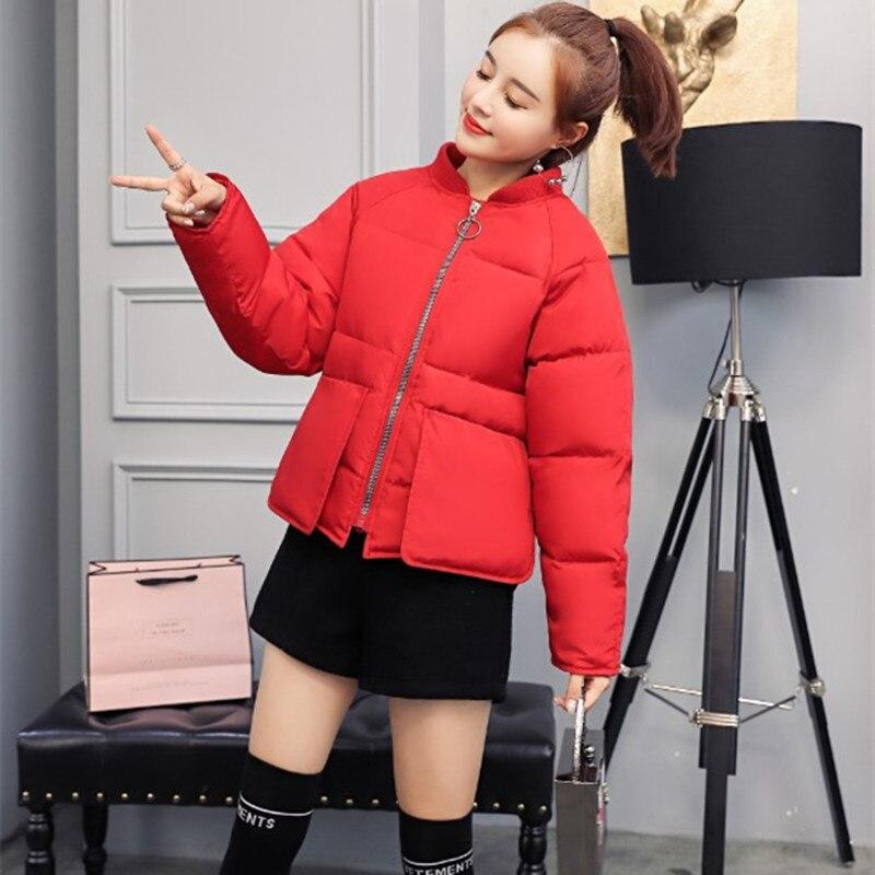 M-2XL Frauen Winter Mantel Lange Jacke Warme Casual Baumwolle Jacke Parkas Kleidung Weibliche Rot Oberbekleidung Mantel 017-920MC10