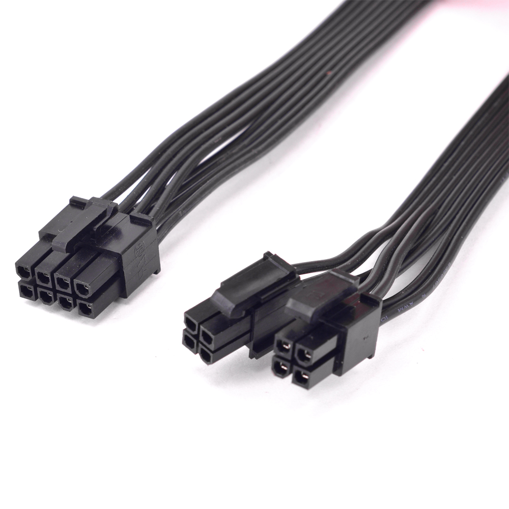 Cpu 8 Pin To 4 4 Pin Atx Power Supply Cable Cpu 8pin To