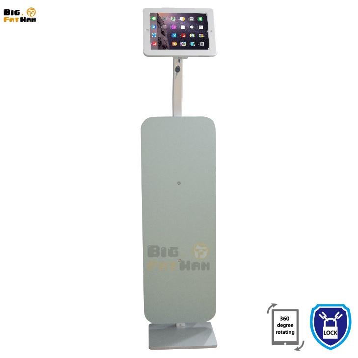 Tablet pc Oğurluq əleyhinə ekran döşəməsi, iPad səthinə - Planşet aksesuarları - Fotoqrafiya 6