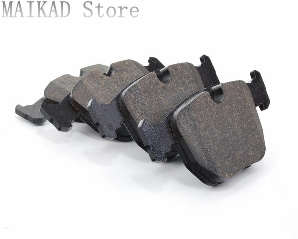 Front Rear Brake Pad Set brake lining brake block for BMW X5 E53 3.0d 3.0i 4.4i 4.6is 4.8is 34116761252 Car Brake Pads & Shoes     - title=