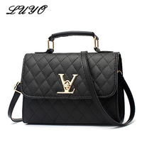 2018 модные кожаные маленькие V стильные роскошные сумки женские сумки дизайнерские сумки через плечо для известных брендов сумки-мессенджер...