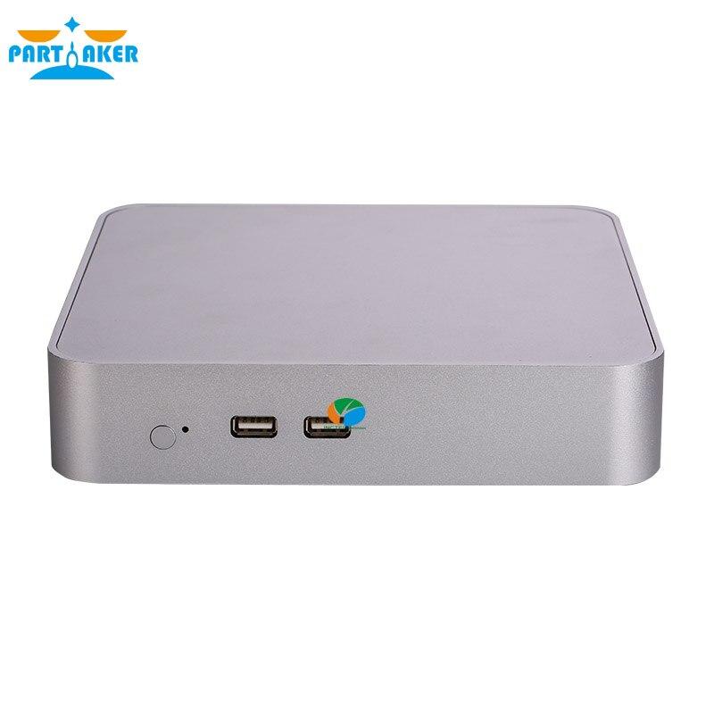 Partaker B17 Mini PC I7 6700HQ Intel Core Processor DDR4 RAM Windows 10 Gaming PC