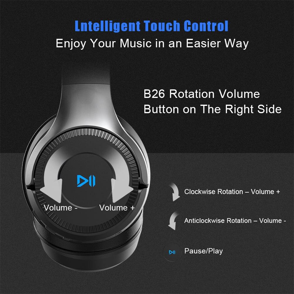 V4.2 Mikrofon Headphone Cuci