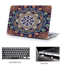 Laptop Hard Case Cover+Keyboard Cover+Dust Plug For 2018 New Apple Macbook Air 11 Air13 A1932 13 15 Touch Bar A1989/A1990/A1988 mr northjoe ultra slim crystal hard case keyboard cover anti dust plug set for macbook air 11 6