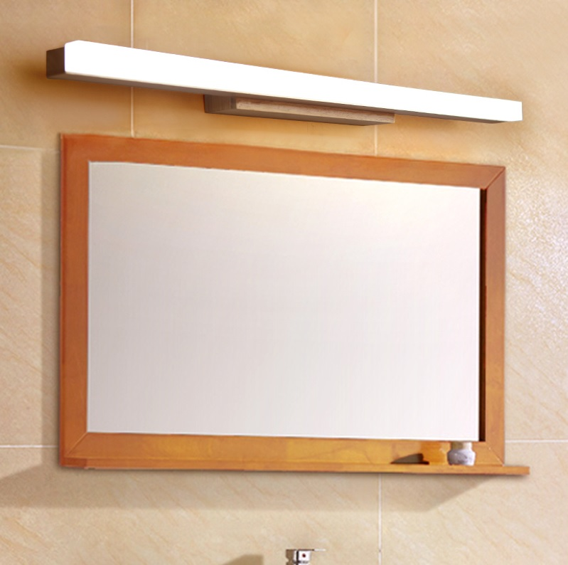 Bathroom Vanity LED Lighting Fixture, Wet Location,  Bath Bar Lights, Simple Sleek and Elegant Luminary