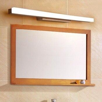 Bathroom Vanity LED Lighting Fixture, Wet Location,  Bath Bar Lights, Simple Sleek and Elegant Luminary