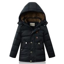 Winter Down Jacket For Girls Boy Coat Children's Down Jackets For Boys Winter Jackets Kids Outerwears & Coats Down & Parkas