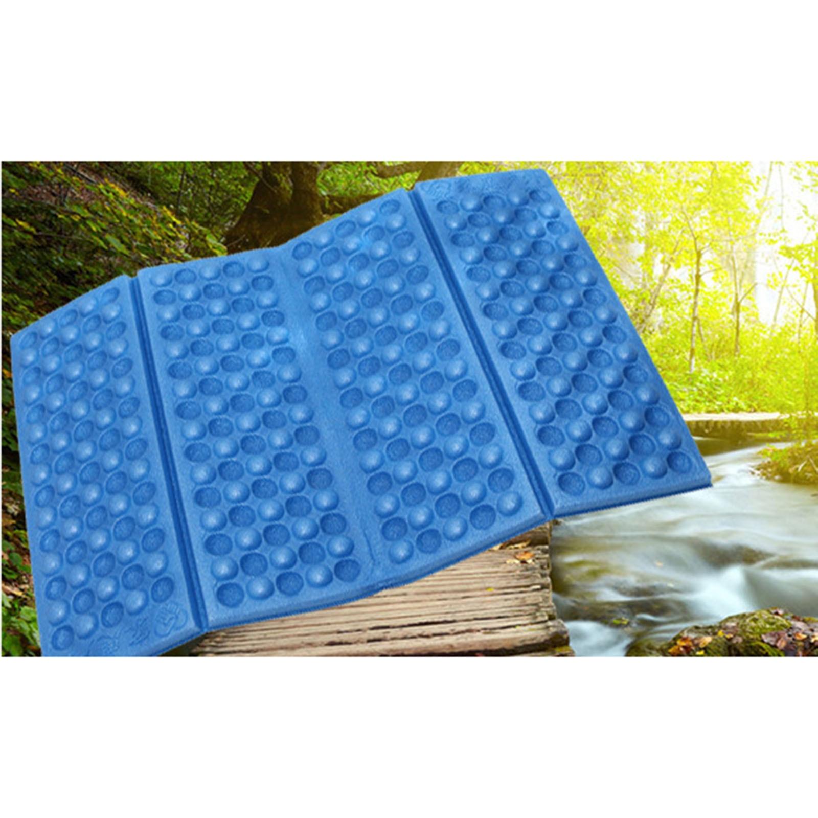 eva foam outdoor foldable eggcrate seat cushion eva chair pad