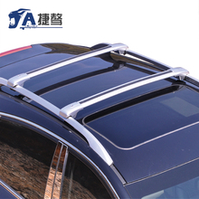high quality aluminum Rail roof rack luggage rack punch Free for SEQUOIA Toyota Highlander Land Cruiser Prado