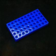 Пластк флакон стойки 50 вмещает диаметр 12 мм 1,5/2 мл флаконы центрифужные трубки стойки