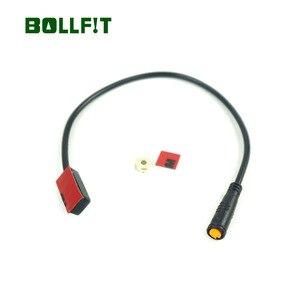 Image 4 - BOLLFIT Ebike הידראולי בלם חיישן בלם משותף חיישן חלקי Ebike כוח מנותק בלם כבל המרה דואר אופניים ערכת