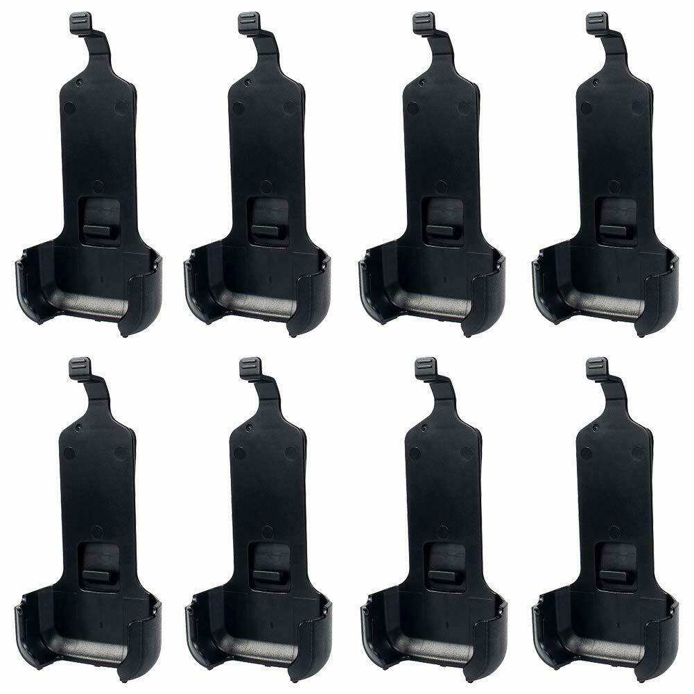 Belt Clip 8 Pack For WLN KD-C1 AP-100 Retevis RT22 Zastone X6 NKTECH NKU1 Luiton