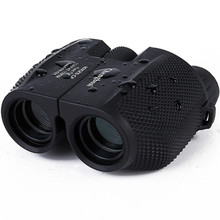 лучшая цена 10X25 HD All-optical Green Film Waterproof Binoculars Telescope Bak4 Prism Professional Hunting Optical Outdoor Sports Eyepiece