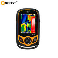 XEAST HT-A1 Portable pocket Thermal Imaging Camera from Moscow Shipped within 48 hours 3.2 inch TFT display for Outdoor Hunting