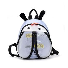 Cartoon Bee Anti-Lost Backpack Baby Safety Walking Harness Leash School Bag for Child Kid Toddler super cute bear toddler anti lost backpack harness leash bag walking baby leashes bag toddler walker safety harness bag