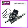 Высококачественный Клапан Регулировки Холостого хода IACV OEM MD614713 для Mitsubishi Pajero V31 4G63 L200/300