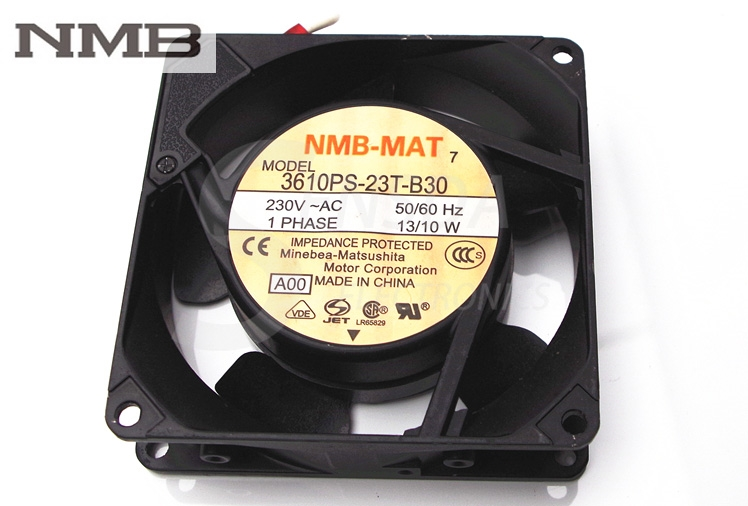 for NMB 3610PS-12T-B30 9025 9CM 115V Cooling Fan