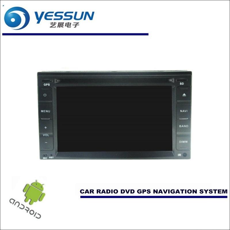 YESSUN Car Android Navigation For Hyundai Avante XD / Elantra / Elantra Sports - Radio CD DVD Player GPS Navi Screen Multimedia ветровики mobis hyundai elantra 2001 2006 avante xd hb