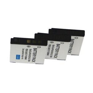Image 3 - 1200mAh NP 50 FNP50 NP50 KLIC 7004 D Li68 Batteria per Fujifilm X10 X20 XF1 F50 F75 F665 F775 F900 EXR F505 f305 F85 F200 F100
