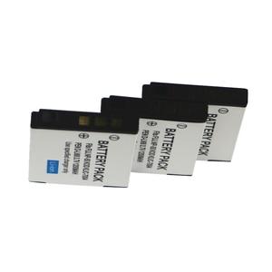 Image 3 - 1200mAh NP 50 FNP50 NP50 KLIC 7004 D Li68 סוללה עבור Fujifilm X10 X20 XF1 F50 F75 F665 F775 F900 EXR F505 f305 F85 F200 F100