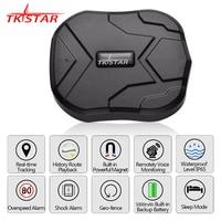 GPS Tracker Car TKSTAR TK905 5000mAh 90 Days Standby 2G Vehicle Tracker GPS Locator Waterproof Magnet Voice Monitor Free Web APP