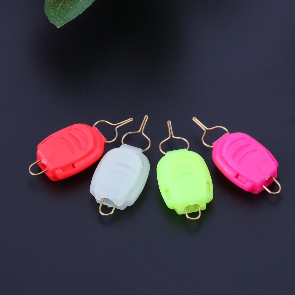 4Pcs Fishing Line Holder Buckle Stopper Keeper Clip For Baitcasting Reel Pescaria Pesca Accessories Fishing Tackle