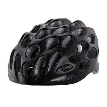 Ftiier Novo Das Mulheres Dos Homens de Bicicleta Ciclismo Capacete Fosco Capacetes de Bicicleta de Estrada de Montanha Bicicleta Do Esporte Ao Ar Livre Chapéu de Segurança Moldado Integralmente