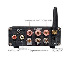 Image 4 - Цифровой усилитель мощности AIYIMA, 50 Вт + 50 Вт + 100 Вт, Bluetooth 4,2