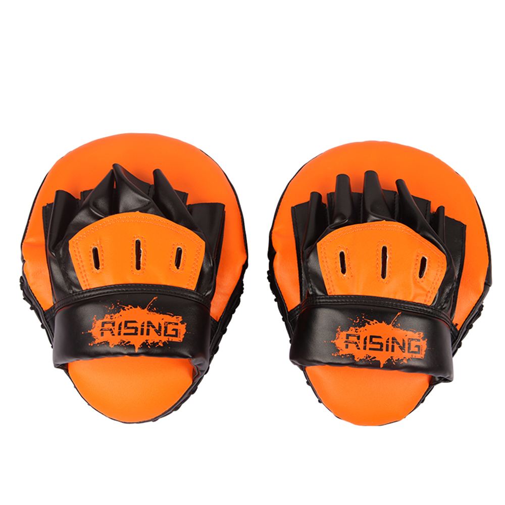 Boxing Hand Targets Curved Foam Punching Pad Mitts Focus Target Striking Fighting Pad Training Mitt Gloves