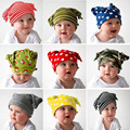 2016 Warm Breathable Cotton Baby Hat Girl Boy Toddler Infant Kids Caps Brand 9 Colors Lovely Baby Beanies Accessories Hats