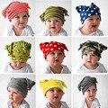 2016 caliente transpirable de algodón sombrero del bebé de la muchacha boy infant toddler niños accesorios gorras de marca 9 colores encantadores del bebé gorros sombreros