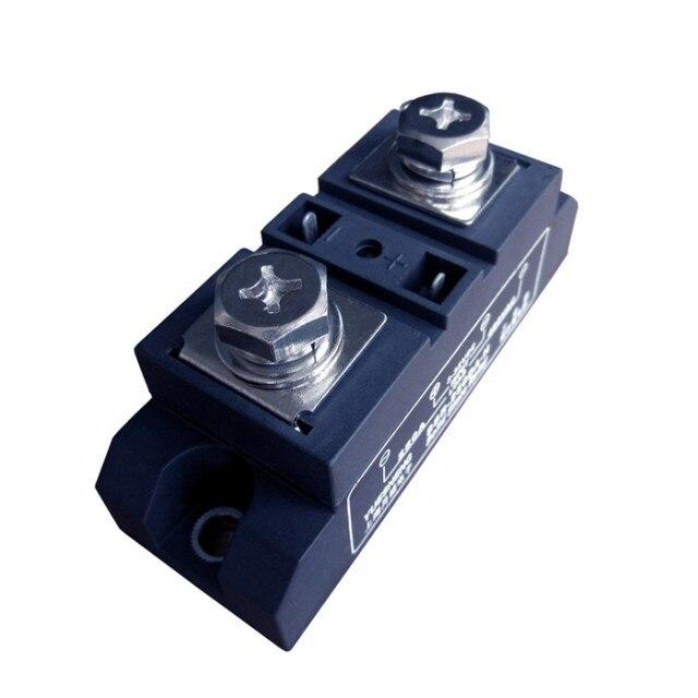 Relais à semi-conducteurs de puissance élevée monophasé 150A de SSR-150DA-H à ca de contrôle de cc de Module de catégorie industrielle