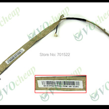 New and Original LCD Screen Flex Video cable for Toshiba Satellite P200 P205 P205D X205 Series (17 inch) - DC02000DM00