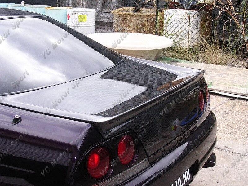1995-1998 Nissan Skyline R33 GTR GTS Drift Wing CF (14)