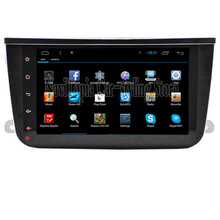 NaviTopia 8inch 1024*600 Quad Core Android 4.4/Android 6.0 Car Radio for Benz Smart Fortwo(2005 2006-2012), No DVD CD Player