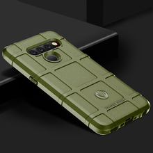 Phone Case For LG V40 V30S Plus V50 V8 ThinQ Cases Army Heavy Silicone Shield Protective Covers for Funda