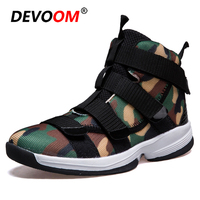 Fashion Men Casual Shoes 2019 New Mens Shoes High top Sneakers men Camouflage Canvas Mens Shoes Casual Tenis Masculino Adulto