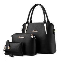 Hanup New 2016 Women Handbags Leather Handbag Women Casual Bags Ladies Brand Designs Bag Handbag Messenger