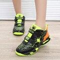 2017 Crianças Sapatos Moda Sports Sneakers Sapatos Do Homem Aranha para Os Meninos meninas Crianças Primavera Sapatos de Salto Verão Vermelho Azul de Malha Menino sapatos