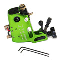 High Quality  Stigma Hyper V3 Tattoo Machine Green Color Rotary Gun For Shader And Liner Free Shipping TM-570B
